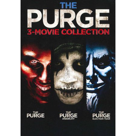 The Purge Movie Masks For Sale (The Purge: 3-Movie Collection)
