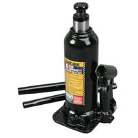 Black Jack 6-Ton Bottle Jack, Black