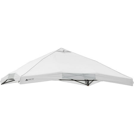 Ozark Trail Instant 12' x 12' Canopy Top, White