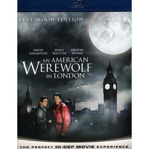 Universal American Werewolf In London [blu Ray] [full Moon Edit]