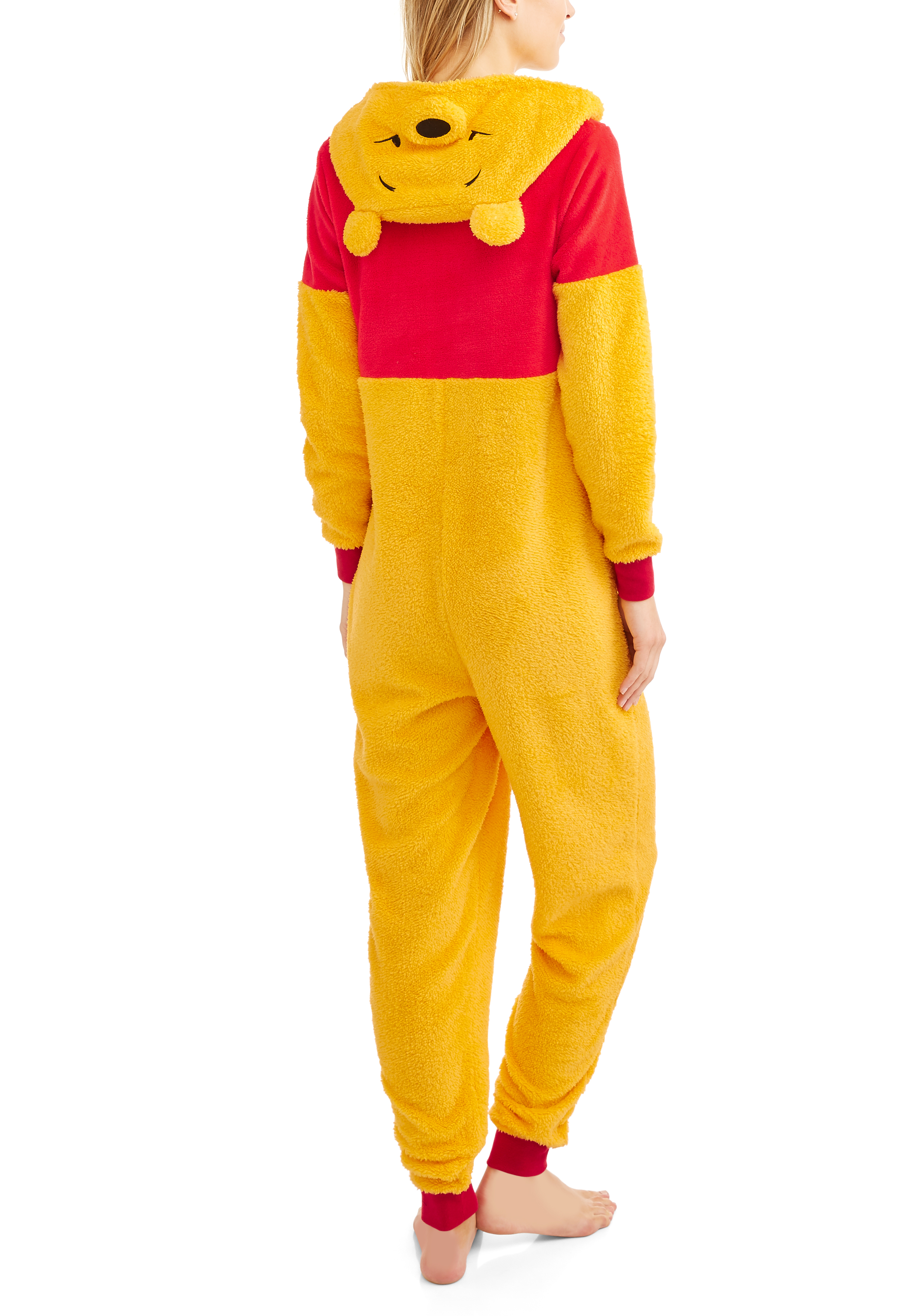 License - Winnie the pooh women s and women s plus sleepwear adult costume  union suit pajama (sizes xs-3x) - Walmart.com 8aac3718e8