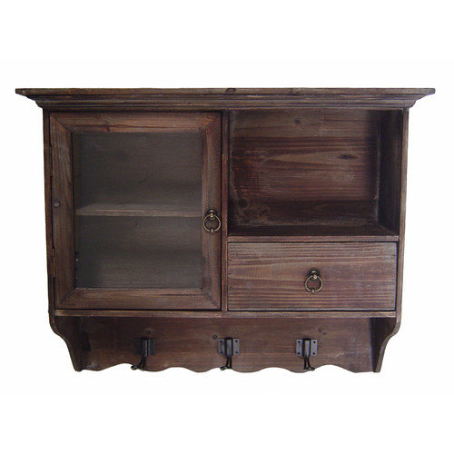 Cheungs 1 Door Wall Cabinet
