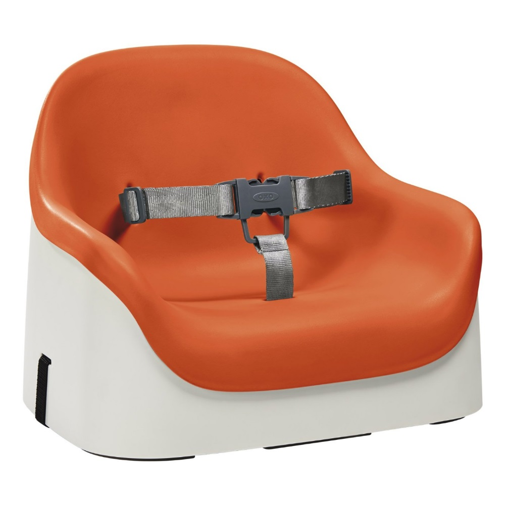 OXO Tot Nest Booster Seat with Straps - Orange