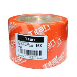 Duplication Grade Logo Top 16x DVD-R Blank Media Discs (100 pack)