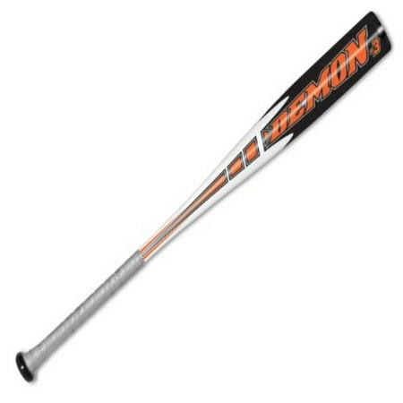 Don Mattingly Signed Bat (Mattingly Sports Demon BBCOR Baseball Bat, 33