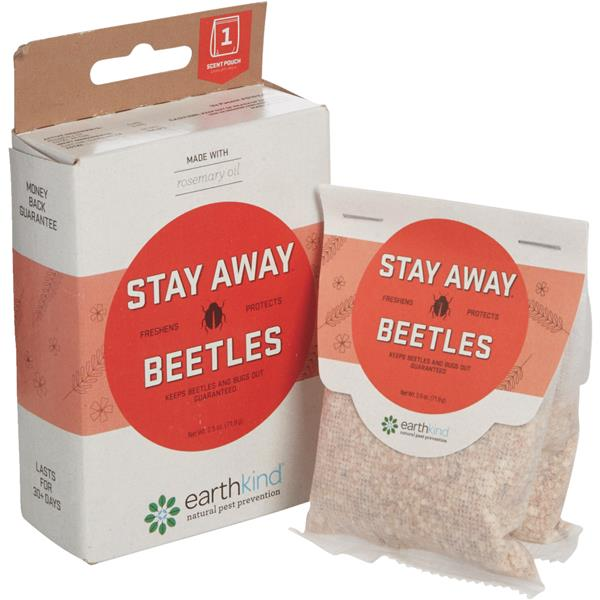 Stay Away Natural Beetle Repellent Refill Pouch