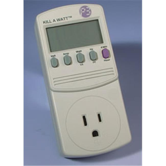 P3 INTERNATIONAL P3-P4400 Kill-A-Watt Electric Usage Mon