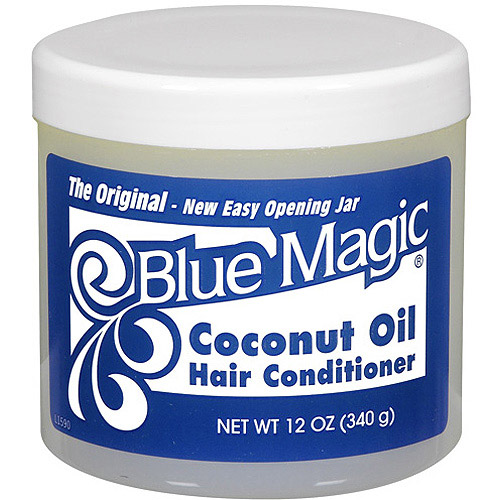 Blue Magic Coconut Oil Hair Conditioner, 12 oz