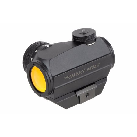 Primary Arms Advanced Micro Dot With Removable Base, Rotary Knob and 50k-Hour Battery (Throw Lever For Primary Arms 1 6)