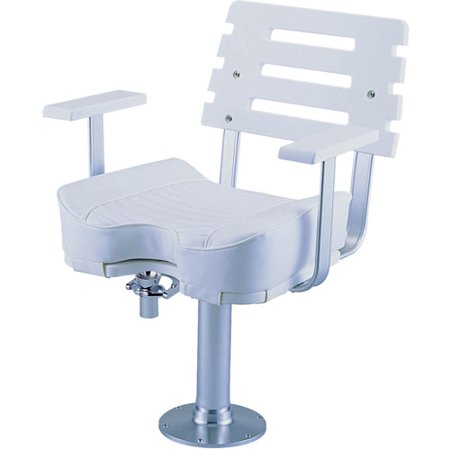 Garelick 490 Ultimate Sportfishing/Helm Chair and Pedestal