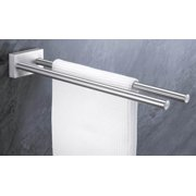 Fresco 2 Pc Towel Rail