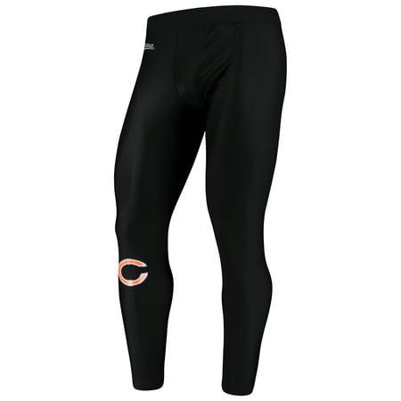 Chicago Bears Zubaz Speed Leggings - Black](Chicago Bears Leggings)