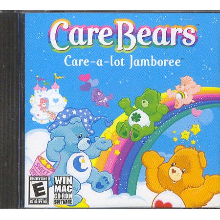 Care Bears Care-a-lot Jamboree PC Game - Play 8 exciting games and learn about sharing and caring from furry friends