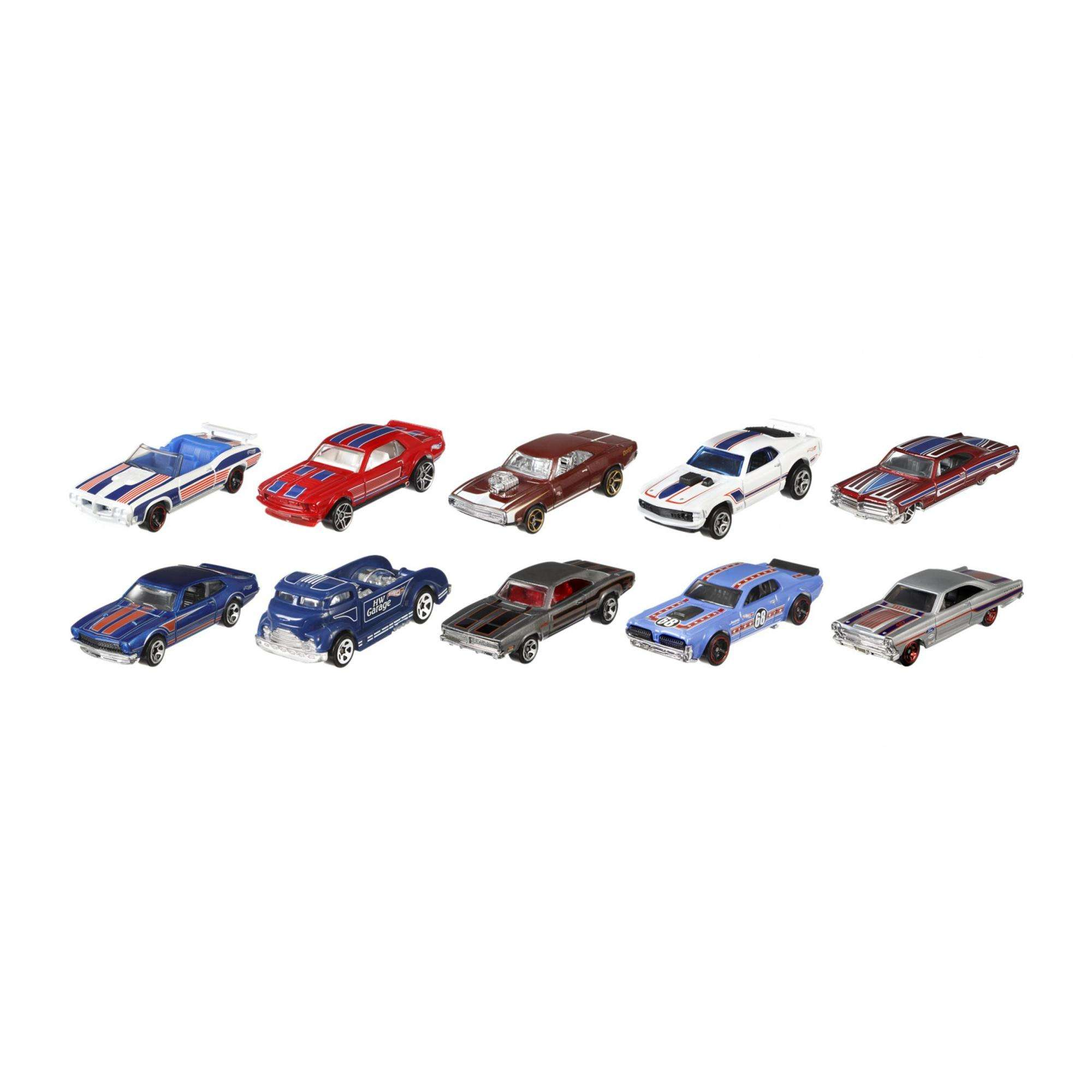 Hot Wheels Vintage American Muscle Die-Cast Vehicle (Style May Vary) by Mattel