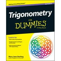 For Dummies: Trigonometry for Dummies (Paperback)