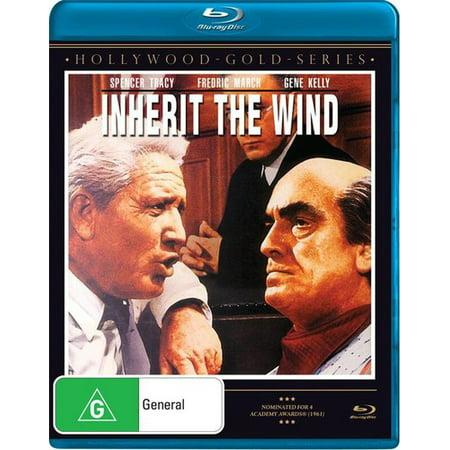 Inherit The Wind  Blu Ray