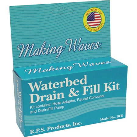 (Waterbed Drain And Fill Kit)