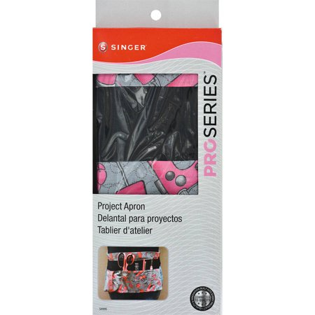 Singer Pro Series Project Apron 14inX8.5in 5 Pocket Waist Apron