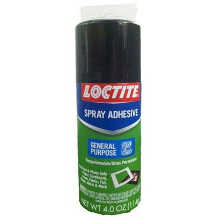 Loctite 4 oz Adhesive Spray, 4-Pack