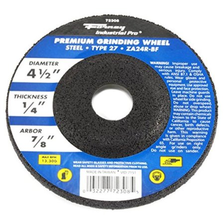 Type 27 Metal Grinding Wheel (4