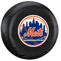 MLB New York Mets Large Tire Cover