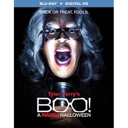 Boo! A Madea Halloween (Blu-ray) (VUDU Instawatch Included) for $<!---->
