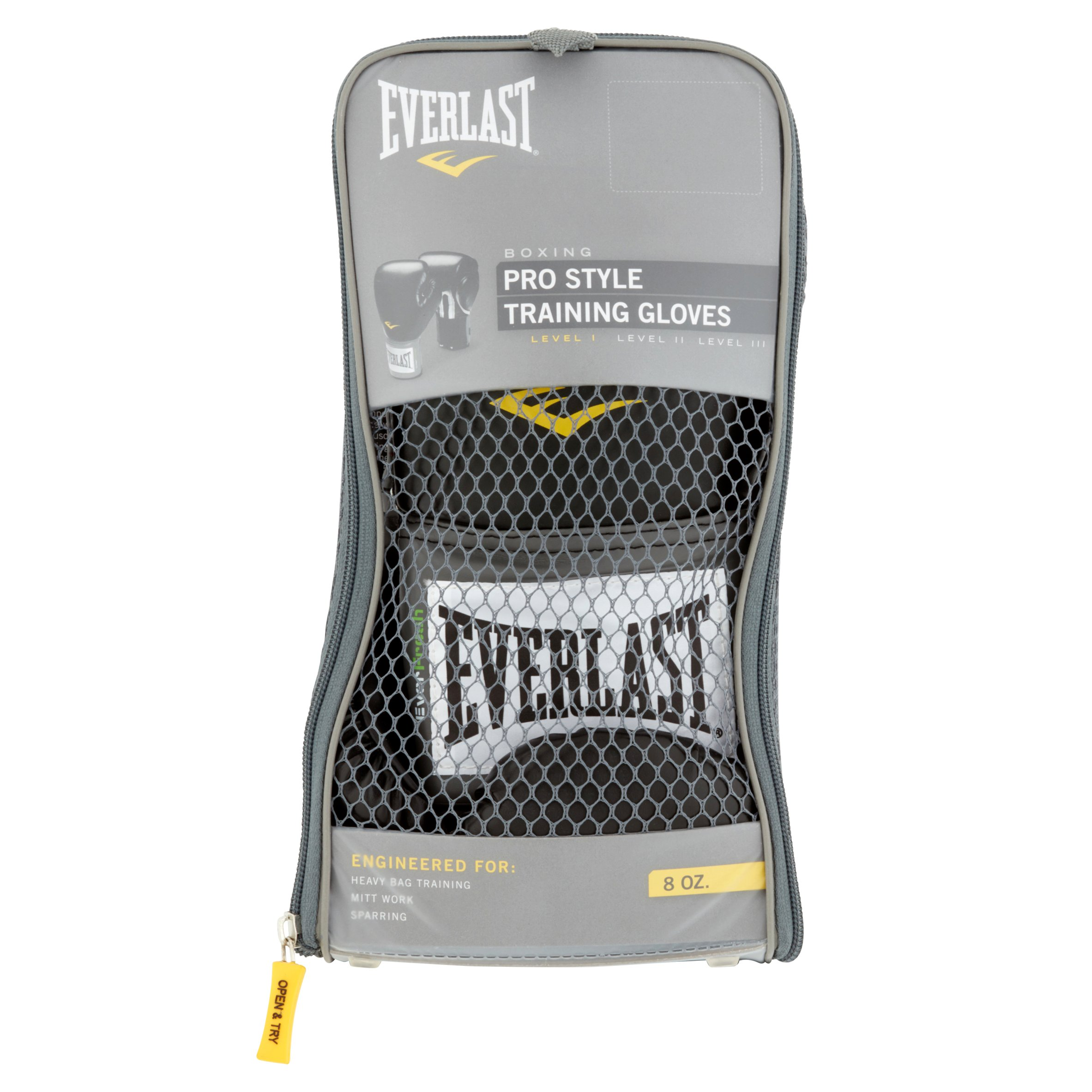 Everlast Pro Style Training Gloves, 8 oz by Everlast Sports MFG. Corp.