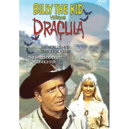 Billy The Kid Vs. Dracula (DVD)](Halloween 5 Billy)