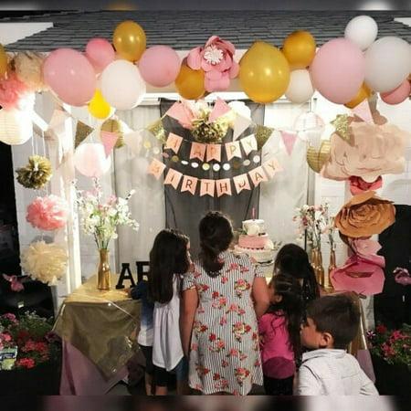 Princess First Decor Party