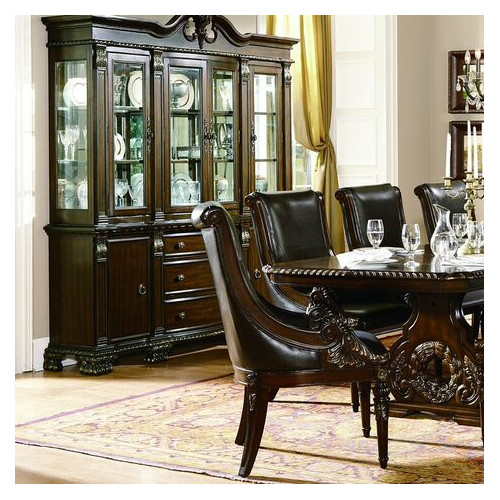 Darby Home Co Highland China Cabinet by