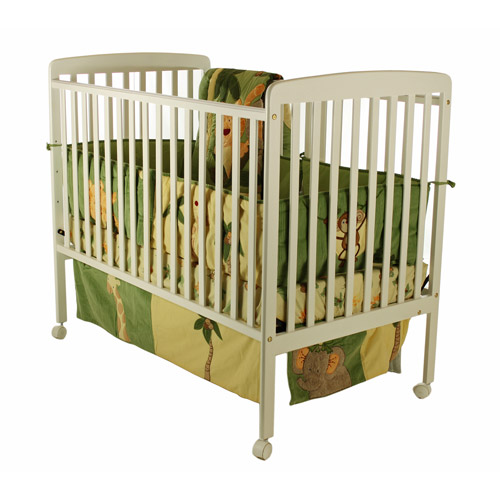 Dream On Me Bethany II 2-in-1 Crib in White
