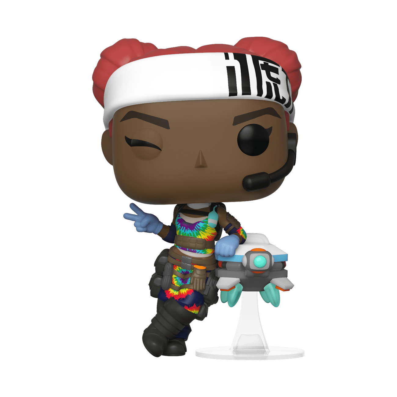 Funko POP! Games: Apex Legends - Lifeline Tied Dye - Walmart Exclusive