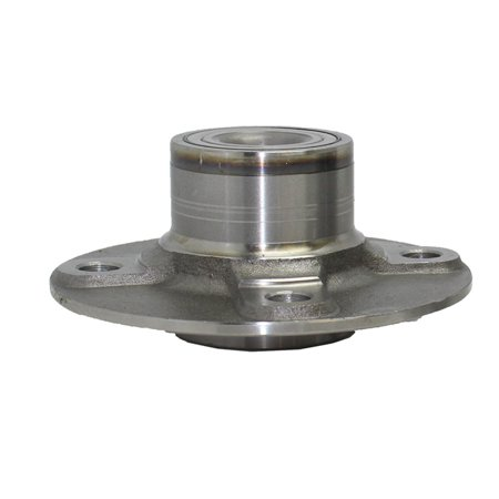 1 New REAR Complete Wheel Hub and Bearing Assembly For 2000-2006 Nissan Sentra (Hub Complete Rear)