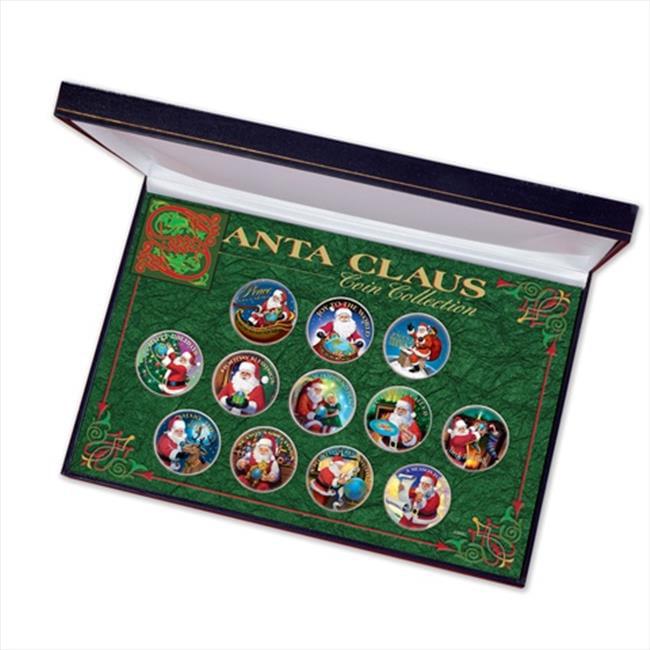 American Coin Treasures 5365 Santa Claus Coin Collection by American Coin Treasures