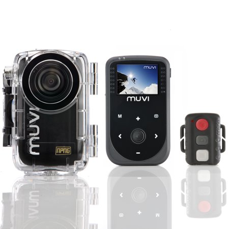 Muvi HD 1080p Mini In Car/Action Cam-VCC-005-MUVI-HDN