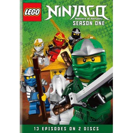 Lego Ninjago: Masters of Spinjitzu Season One (DVD) ()