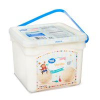 Great Value Vanilla Ice Cream, 1 Gallon Pail