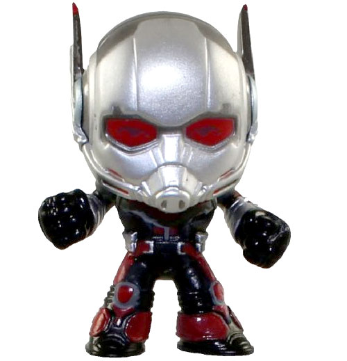 Funko Marvel Captain America: Civil War Ant-Man Vinyl Mini Figure