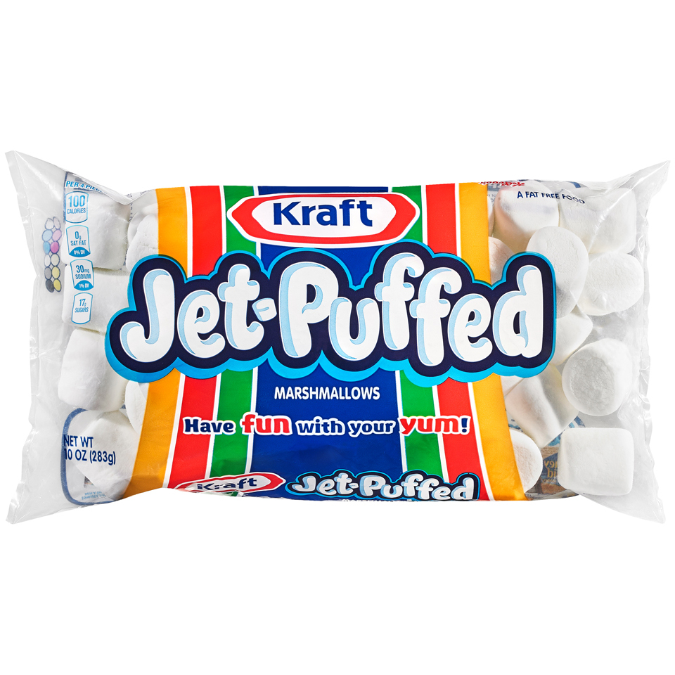 Kraft Jet-Puffed Marshmallows, 10 Oz