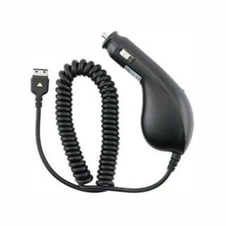 OEM Car DC Power Adapter Plug-in Charger Compatible With Samsung Propel Pro i627 A767, Omnia i910, MyShot R430, Magnet A257, Knack U310, Jitterbug A310, Comeback T559, Blackjack 2 i617 G9P