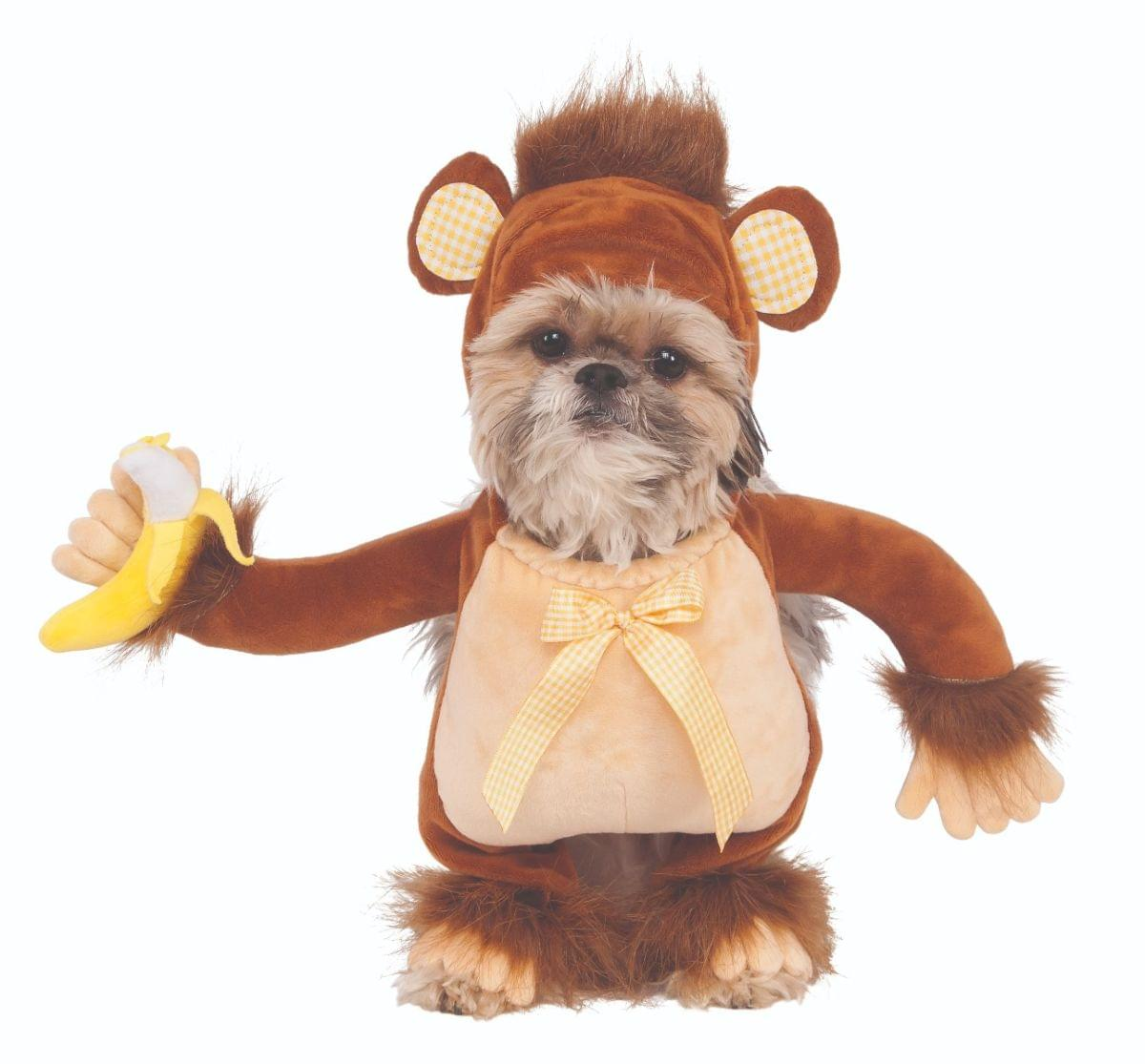 Walking Monkey Pet Costume, Medium - image 1 of 1