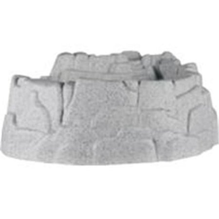 Lixit Corp - Howard Pet 038077 Simulated Stone Pet Water Bowl