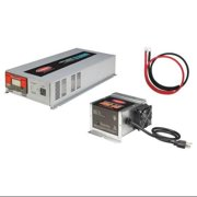 Tundra Ics30245 Inverter/Charger,45 Amps,3000W G1875977
