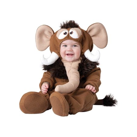 Infant Wee Wooly Mammoth Costume by Incharacter Costumes LLC 6053](Peewee Herman Costume)