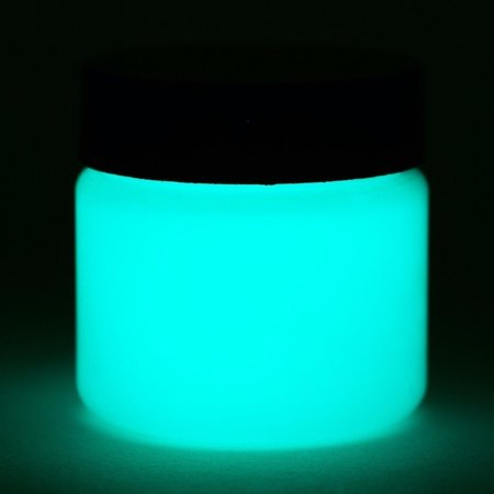 Glow In The Dark Acrylic Paint - 1 Ounce (Neutral Aqua)](Glow In The Dark Paint Halloween)