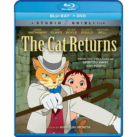 The Cat Returns (Blu-ray) - The Return Of Halloweentown