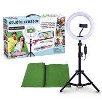 Studio Creator: Video Maker Green Screen Kit - Create Your Very Own Social Videos with Unique Backgrounds