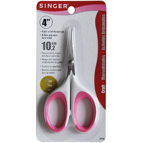 """Singer 4"""" Craft Scissors"""