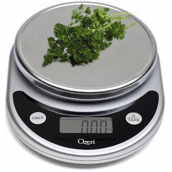 Ozeri Pronto Digital Multifunction Kitchen And Food Scale Walmart