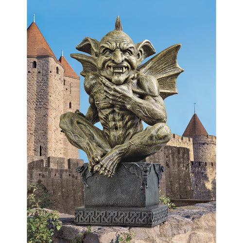 Design Toscano Beelzebub, the Prince of Demons Gargoyle Statue